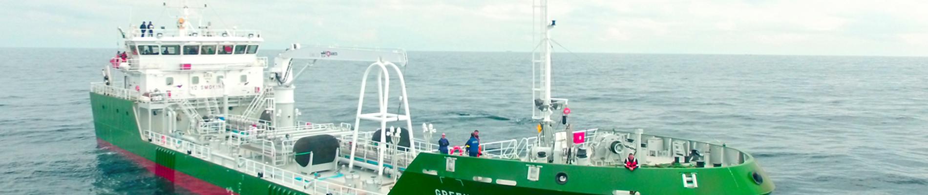 Transporte marítimo internacional